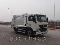Qingzhuan QDZ5160ZYSZHT5GE1 garbage compactor truck