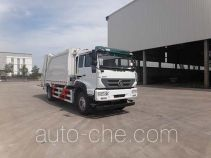 Qingzhuan QDZ5160ZYSZJM5GE1 garbage compactor truck