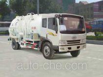 青专牌QDZ5160ZZZCJ型自装卸式垃圾车