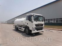 Qingzhuan QDZ5161GSSZHT5GE1 sprinkler machine (water tank truck)