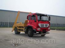 Qingzhuan skip loader truck
