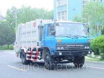 青专牌QDZ5163ZYSE型压缩式垃圾车