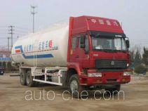 青专牌QDZ5250GFLZJ型粉粒物料运输车