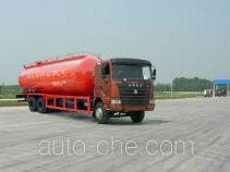 青专牌QDZ5250GFLZY型粉粒物料运输车