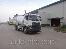 青专牌QDZ5250GJBEUD型混凝土搅拌运输车