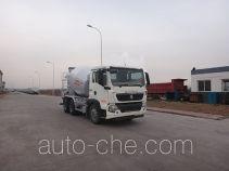 青专牌QDZ5250GJBZHT5GD1型混凝土搅拌运输车