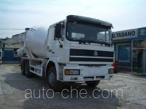 青专牌QDZ5250GJBZJ型混凝土搅拌运输车
