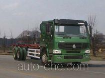 青专牌QDZ5250ZXXZH型车厢可卸式垃圾车