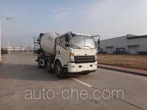 青专牌QDZ5251GJBZHG3WD1型混凝土搅拌运输车