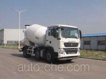 青专牌QDZ5251GJBZHT5GD1型混凝土搅拌运输车