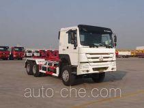 青专牌QDZ5254ZXXZHE1型车厢可卸式垃圾车
