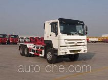 Qingzhuan QDZ5254ZXXZHE1 detachable body garbage truck