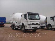 青专牌QDZ5257GJBZH型混凝土搅拌运输车
