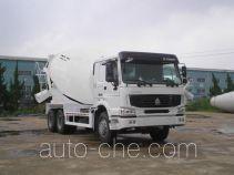 青专牌QDZ5258GJBZH型混凝土搅拌运输车