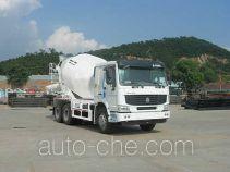 青专牌QDZ5259GJBZH1型混凝土搅拌运输车