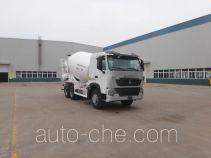 青专牌QDZ5259GJBZHT7H型混凝土搅拌运输车