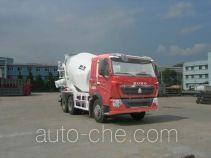 青专牌QDZ5259GJBZT7型混凝土搅拌运输车