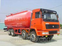 青专牌QDZ5310GFLZT型粉粒物料运输车