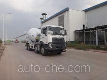 青专牌QDZ5310GJBEUD型混凝土搅拌运输车