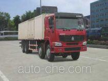 Qingzhuan QDZ5313XXYZH box van truck