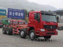 青专牌QDZ5310ZXXZH型车厢可卸式垃圾车