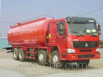青专牌QDZ5311GFLZH型粉粒物料运输车