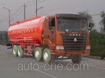 青专牌QDZ5311GFLZY型粉粒物料运输车