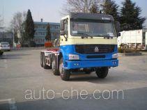 青专牌QDZ5312ZXXZH型车厢可卸式垃圾车