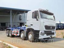 青专牌QDZ5313ZXXZH型车厢可卸式垃圾车