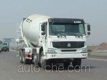 青专牌QDZ5316GJBZH型混凝土搅拌运输车