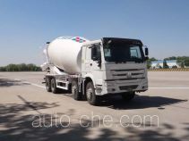 青专牌QDZ5316GJBZH1型混凝土搅拌运输车