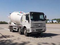 Qingzhuan QDZ5318GJBZH concrete mixer truck