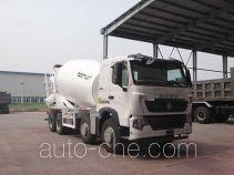 青专牌QDZ5318GJBZHT7H型混凝土搅拌运输车