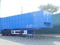 Qingzhuan QDZ9340ZLJ garbage trailer