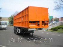 Qingzhuan garbage trailer
