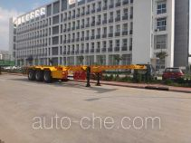 Qingzhuan QDZ9400TJZ container transport trailer