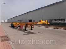 Qingzhuan QDZ9401TJZ container transport trailer