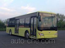 易圣达牌QF6100EVG型纯电动城市客车