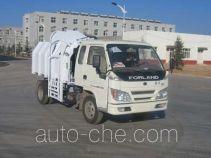 Qianghua QHJ5040ZYS side-loading garbage compactor truck