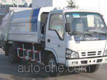 Qianghua QHJ5070ZYS rear loading garbage compactor truck