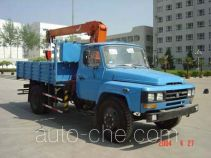 Wodate QHJ5090JSQ060S truck mounted loader crane