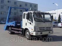 Wodate skip loader truck