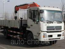 Wodate QHJ5144JSQ truck mounted loader crane