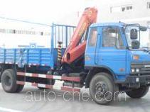 Qianghua QHJ5141JJH weight testing truck