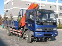 Wodate QHJ5150JSQ truck mounted loader crane