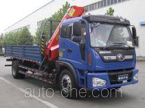 Wodate QHJ5160JJH weight testing truck