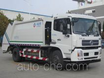 Wodate QHJ5166ZYS garbage compactor truck