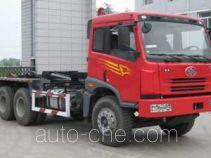 Qianghua QHJ5233ZXX detachable body garbage truck