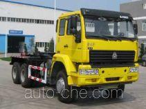 Qianghua QHJ5234ZXX detachable body garbage truck