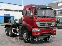 Wodate QHJ5257ZXX detachable body garbage truck